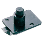 Plastic Push Button Latch C-215