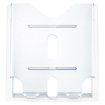 Adjustable Plastic Card Holder C-26-C-A4