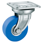 Stainless Steel Low Floor Swivel Caster for Heavy Weights Without Stopper K-1570J