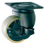 Swivel Caster for Heavy Weights with Stopper K-100HBS-PA