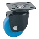 Low Floor Swivel Caster for Heavy Loads Without Stopper K-508