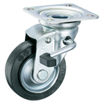 Press Large Swivel Caster with Stopper K-52S
