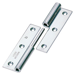 Stainless Steel Square Shaped Removable Hinge B-1004