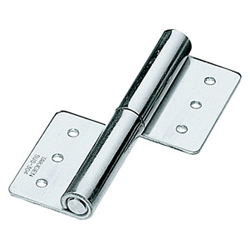 Stainless Steel Removable Flag Hinge B-1103