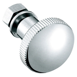 Stainless Knurled Knob A-1038