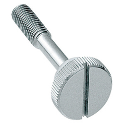 Stainless Steel Foot Length Knurled Knob A-1176