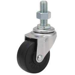 Long Screw Swivel Caster Without Stopper K-420EA
