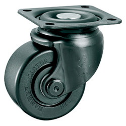 Low Floor Swivel Caster for Heavy Loads Without Stopper K-540S