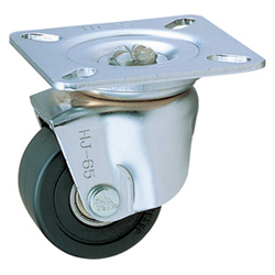 Low Floor Swivel Caster for Heavy Loads Without Stopper K-300HJ