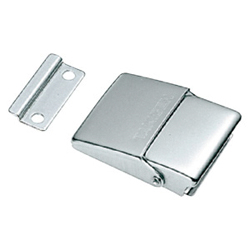 Stainless Steel Square Snap Lock C-1084