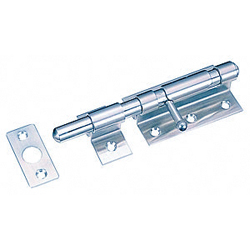 Large Round Bolt Lock C-247