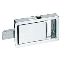 Stainless Steel Flat Latch C-1201