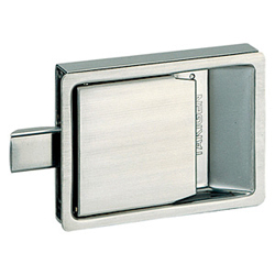 Stainless Steel Flat Latch Lock C-1177