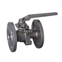 10K Flanged Type, Full-Bore Ball Valve