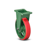 Ductile Caster P Type (Fixed Type) PK