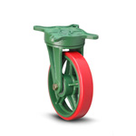 Ductile Caster for Tow Cars SR