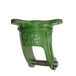 Ductile Caster Wide Type, Universal Type Hardware TBR