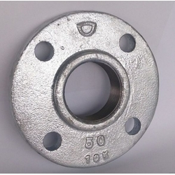 Cast Iron Mating Flange - Water Supply - Plated