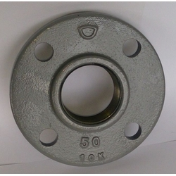 Cast Iron Alloy Flange 10K Coating