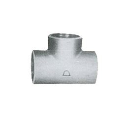 Pipe Fittings - Tee - Plated