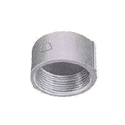 Pipe Fittings - Cap - Coated