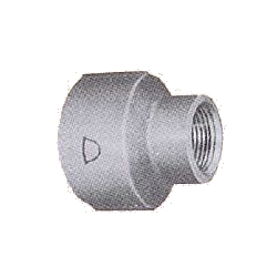 Pipe Fittings - Reducing Socket - Coated