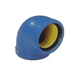 Pipe End Corrosion Proof IPK Fittings - Unequal Diameter Elbow (with Band)