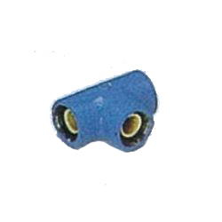 Pipe End Corrosion Proof IPK Fittings - Reducing Tee