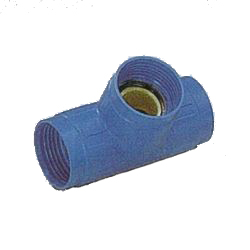 Pipe End Corrosion Proof WPK Fittings - Tee