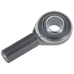 Rod End Bearing, Standard Type, Oil Free Type, Male Thread (Teflon PTFE) - [NTLOS]