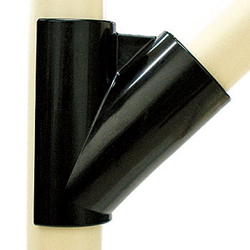 Plastic Joint GAP-41-BK