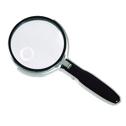 Mountain Club 2-Way Type Magnifying Glass