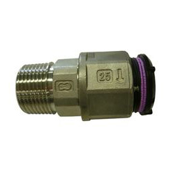 AJFPMS Abacus FP Fitting Male Adapter Socket