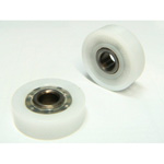 Bearing with Resin DR-S (Stainless Steel Specifications)