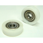 Bearing with Resin DT (POM Insert Molded Product JIS Bearing)