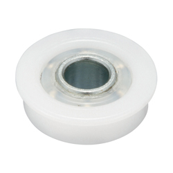 Bearing with Resin DF (Outer Ring Flange Type)