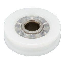 Bearing with Resin DH (Outer Ring Concave Type)