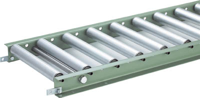 Steel Roller Conveyor (Roller Diameter 38.1 mm, Tube Wall Thickness 1.2 mm)
