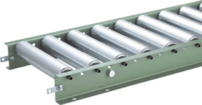 Steel Roller Conveyor (Roller Diameter 57.2 mm, Tube Wall Thickness 1.4 mm)