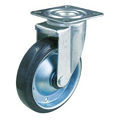 TYS Series Swivel Rubber Caster