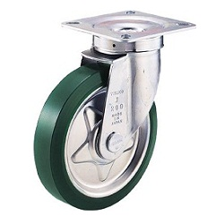 Press-Made Urethane Caster, Swivel