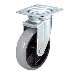 Nylon Wheel Urethane Caster, Swivel