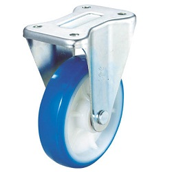 Cold Resistant Urethane Caster, Fixed