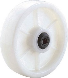 "Nylon Caster ""TYS Series"" Replacement Wheel"