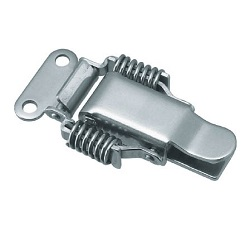 Snap Lock, Spring Type / Stainless Steel