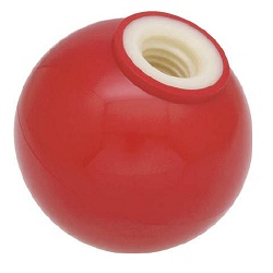 Plastic Ball Grip (Without Metal Core)
