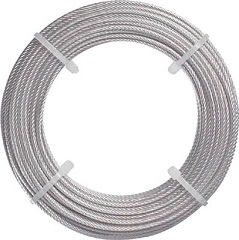 Stainless Steel Wire Rope (with Dedicated Sleeve)