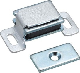 Magnetic Catch Aluminum TSM40
