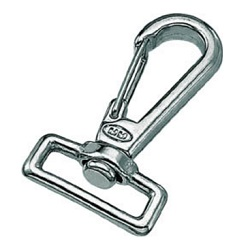 Swivel Belt Hook (Stainless Steel)