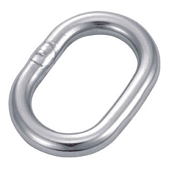 Elliptical Link (Stainless Steel)